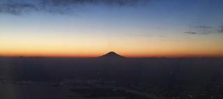 夕暮れ富士山20161219.jpg
